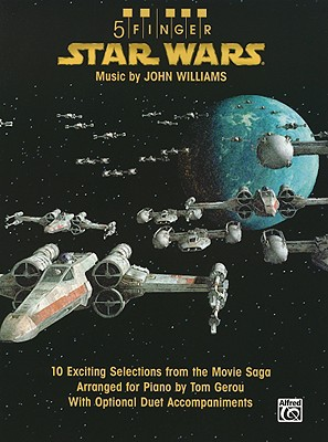 5 Finger Star Wars By Williams, John (COP)/ Gerou, Tom (COP)